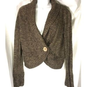 United States Sweaters Cardigan Size S Brown